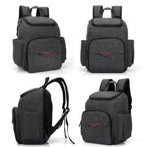 CoolBELL Diaper Bag Backpack W/ Insulated Pockets